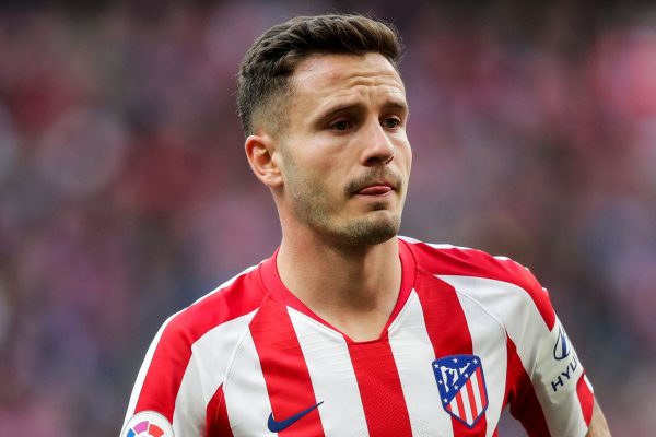 Liverpool still hoping tosign Saul Niguez.